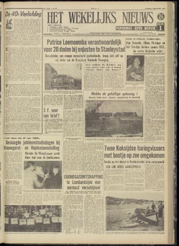 Het Wekelijks Nieuws (1946-1990) 1959-11-06