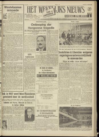 Het Wekelijks Nieuws (1946-1990) 1958-06-20