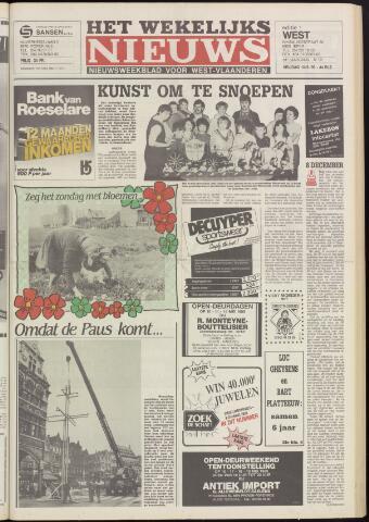 Het Wekelijks Nieuws (1946-1990) 1985-05-10