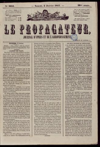 Le Propagateur (1818-1871) 1847