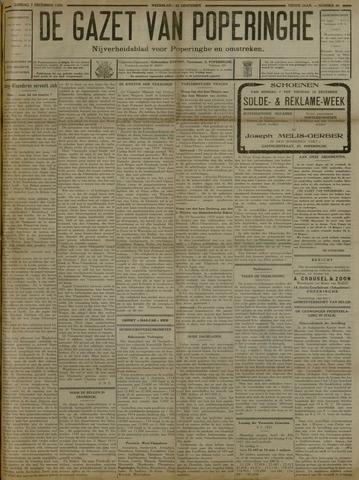 De Gazet van Poperinghe  (1921-1940) 1930-12-07