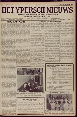 Het Ypersch nieuws (1929-1971) 1966-12-02