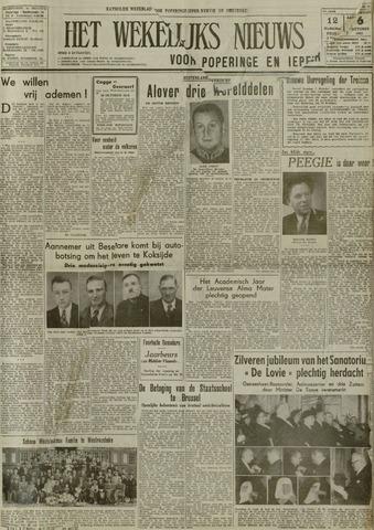 Het Wekelijks Nieuws (1946-1990) 1951-10-06