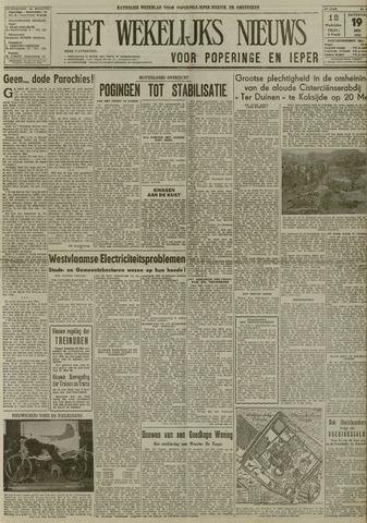 Het Wekelijks Nieuws (1946-1990) 1951-05-19