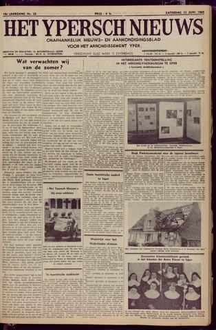 Het Ypersch nieuws (1929-1971) 1965-06-12