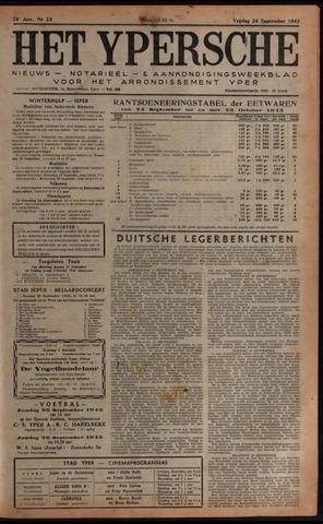 Het Ypersch nieuws (1929-1971) 1943-09-24