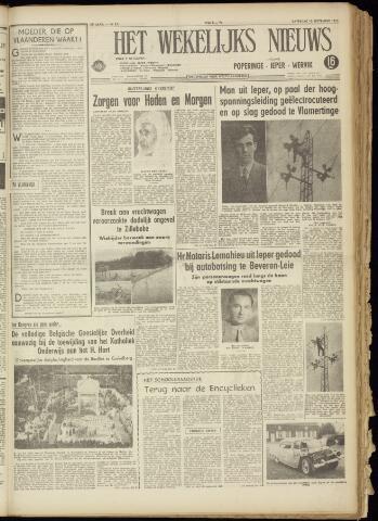 Het Wekelijks Nieuws (1946-1990) 1955-09-10