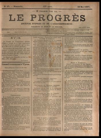 Le Progrès (1841-1914) 1897-05-30