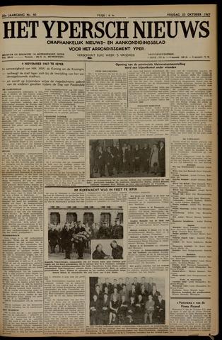 Het Ypersch nieuws (1929-1971) 1967-10-20