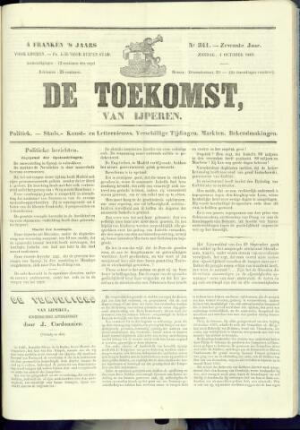 De Toekomst (1862 - 1894) 1868-09-28