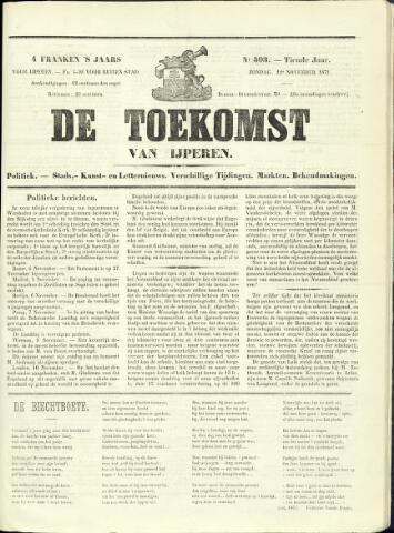 De Toekomst (1862 - 1894) 1871-11-12