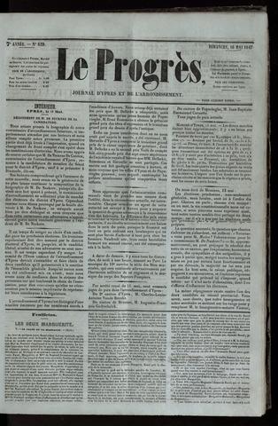 Le Progrès (1841-1914) 1847-05-16