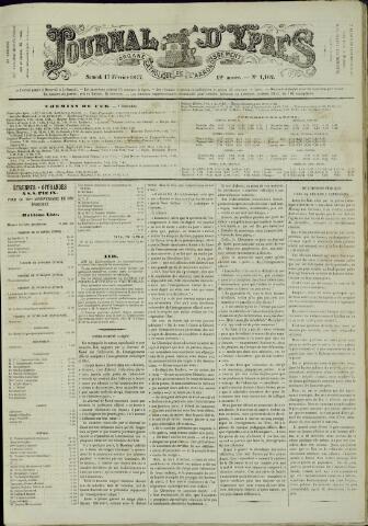 Journal d'Ypres (1874 - 1913) 1877-02-17