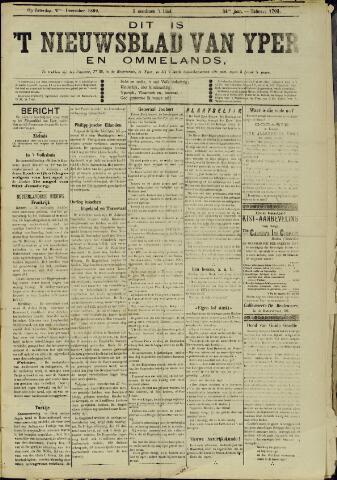 Nieuwsblad van Yperen en van het Arrondissement (1872 - 1912) 1899-12-02