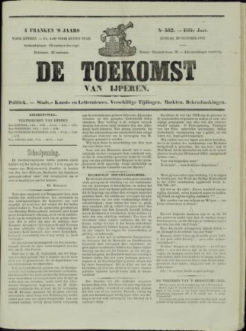 De Toekomst (1862 - 1894) 1872-10-20