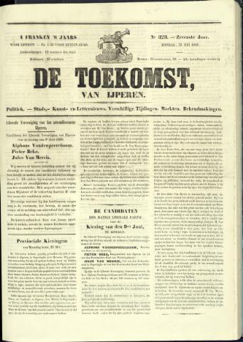 De Toekomst (1862 - 1894) 1868-05-31