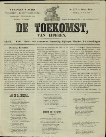 De Toekomst (1862 - 1894) 1867-07-14