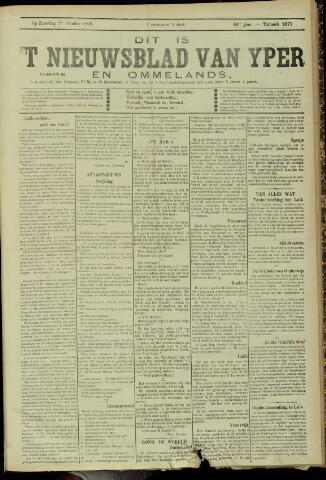 Nieuwsblad van Yperen en van het Arrondissement (1872 - 1912) 1905-01-07