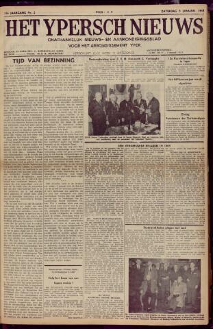 Het Ypersch nieuws (1929-1971) 1963-01-05