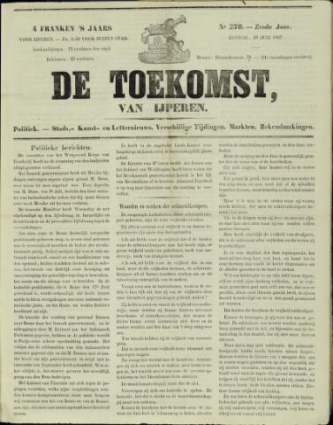 De Toekomst (1862 - 1894) 1867-07-28