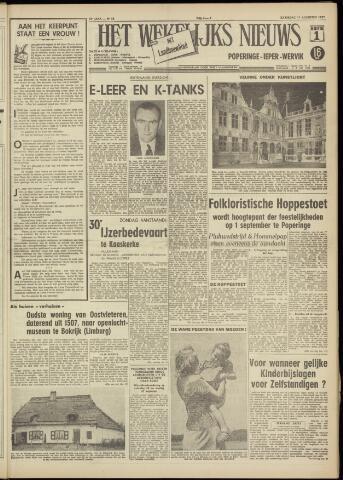 Het Wekelijks Nieuws (1946-1990) 1957-08-17