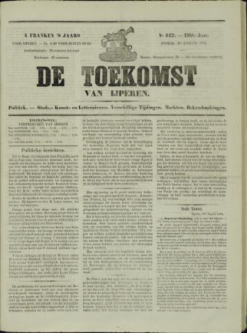 De Toekomst (1862 - 1894) 1872-08-05