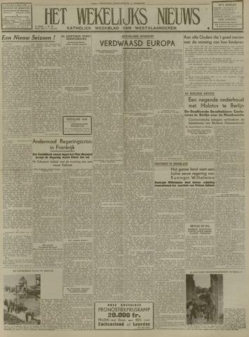 Het Wekelijks Nieuws (1946-1990) 1948-09-04