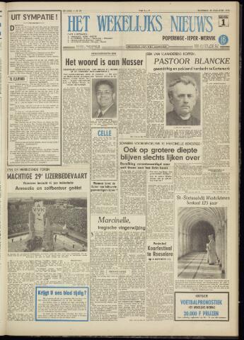 Het Wekelijks Nieuws (1946-1990) 1956-08-25
