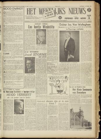 Het Wekelijks Nieuws (1946-1990) 1955-10-01
