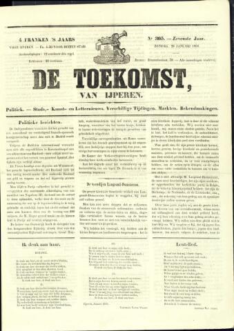 De Toekomst (1862 - 1894) 1868-01-26