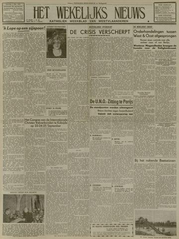 Het Wekelijks Nieuws (1946-1990) 1948-10-02