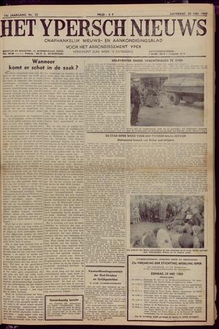 Het Ypersch nieuws (1929-1971) 1960-05-28