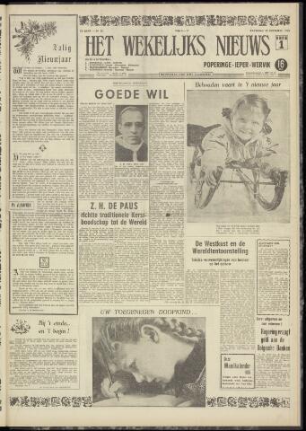 Het Wekelijks Nieuws (1946-1990) 1956-12-29