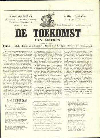 De Toekomst (1862 - 1894) 1871-01-22