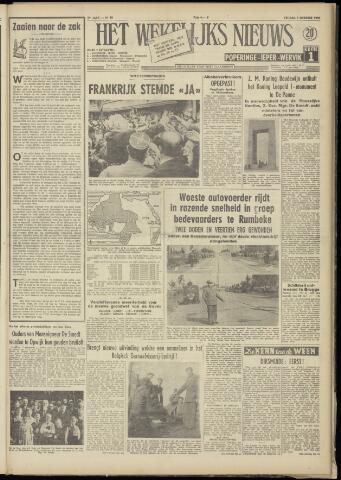 Het Wekelijks Nieuws (1946-1990) 1958-10-03