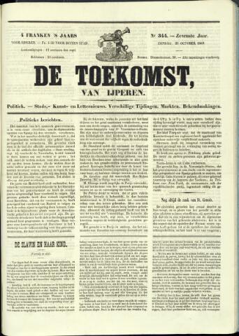 De Toekomst (1862 - 1894) 1868-10-25