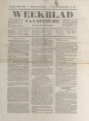 Weekblad van Dixmude 1873