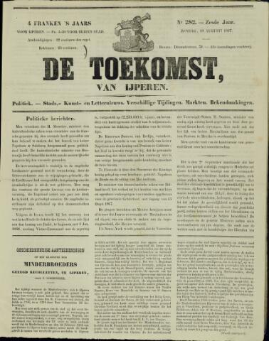 De Toekomst (1862 - 1894) 1867-08-18