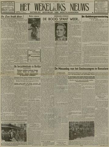 Het Wekelijks Nieuws (1946-1990) 1948-07-03