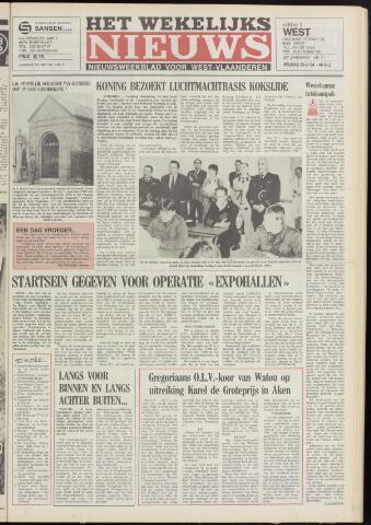 Het Wekelijks Nieuws (1946-1990) 1984-05-25
