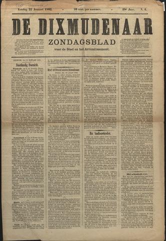 De Dixmudenaar 1882