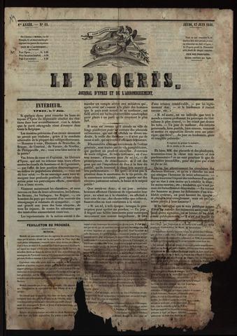 Le Progrès (1841-1914) 1841-06-16