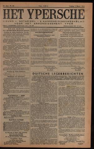 Het Ypersch nieuws (1929-1971) 1943-03-05