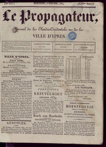 Le Propagateur (1818-1871) 1839