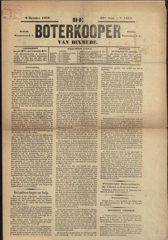 De Boterkoper 1878-10-09
