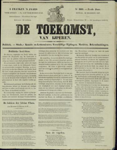 De Toekomst (1862 - 1894) 1867-12-22