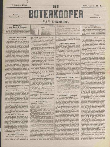 De Boterkoper 1885