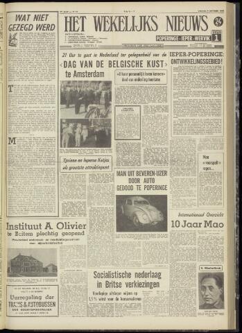 Het Wekelijks Nieuws (1946-1990) 1959-10-09