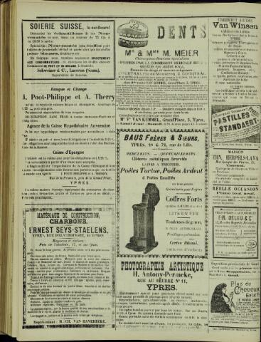 Journal d'Ypres (1874 - 1913) 1899-12-27