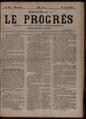 Le Progrès (1841-1914) 1879-08-31